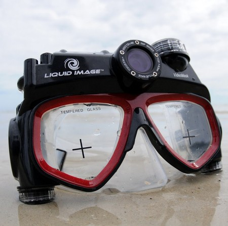 Маска для дайвинга + камера = Liquid Image — фото 12