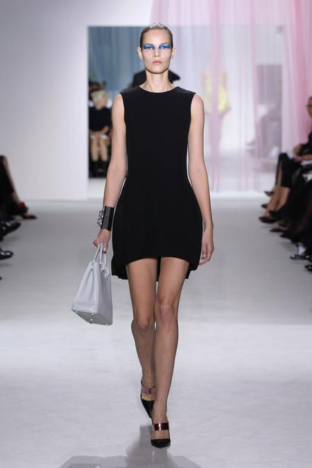 Женская коллекция Dior весна-лето 2013 — фото 8