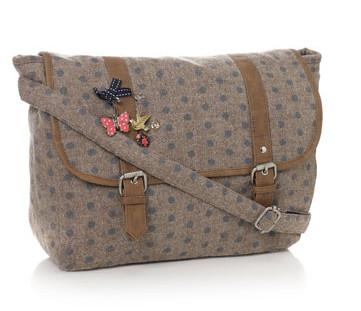 Модные сумки и клатчи Accessorize 2012 – яркие, строгие, разные — фото 24