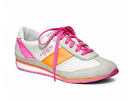 Коллекция обуви от Coach весна-лето 2013 – каблуки, платформа, мокасины, сандалии! — фото 50