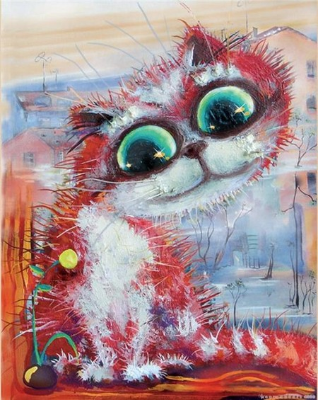 Коты и кошки Бориса Касьянова — фото 39