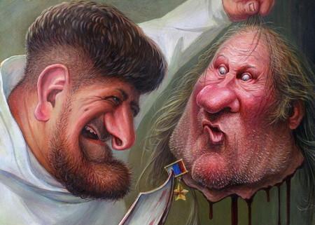 Денис Лопатин – «опасный» художник — фото 25