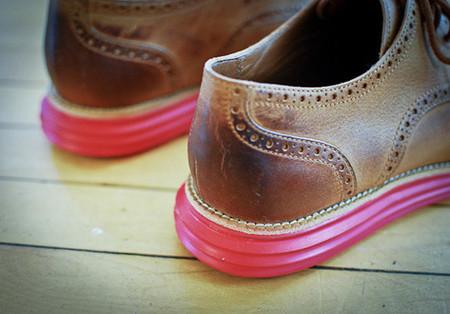 Гремучая смесь – новые броги Cole Haan с подошвой Nike — фото 3