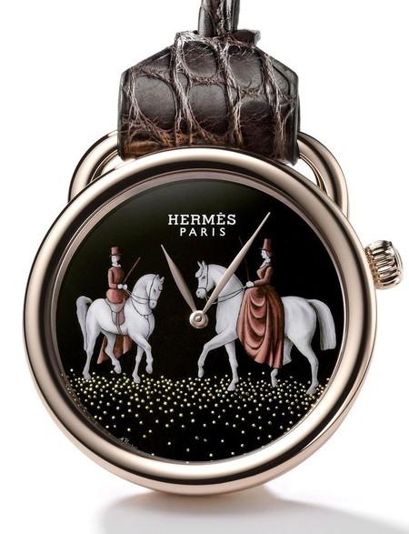 Карманные часы – не прошлый век! Экземпляры от Hermès — фото 7
