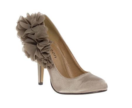 Туфли цвета «нюд» - новая классика! С чем носить, как комбинировать — фото 58