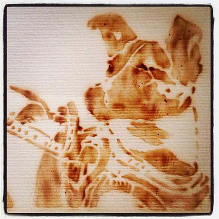 Марихуана в творчестве Фернандо де ла Рока — фото 3