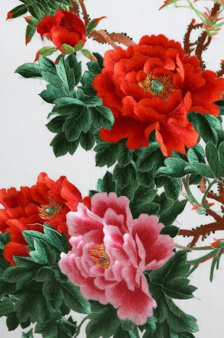 Сучжоуская вышивка – еще один китайский эксклюзив — фото 35