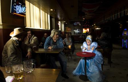 Сказочные принцессы в реальном мире – фантазии Дины Гольдштейн. Долой хэппи – энды! — фото 1