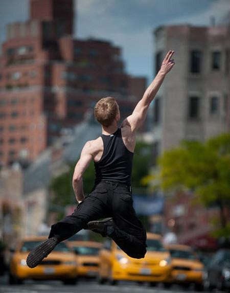 Арт-проект «Танцоры среди нас» Джордана Мэттера (Jordan Matter) — фото 22