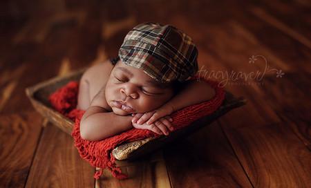 Спящие крохи – модели фотографа Трейси Рейвер (Tracy Raver) — фото 4