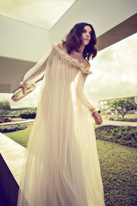Свадебная коллекция Zahavit Tshuba – если хочется нежное и необычное платье — фото 5