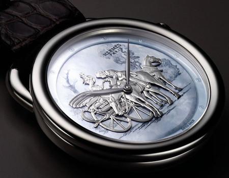 Карманные часы – не прошлый век! Экземпляры от Hermès — фото 9