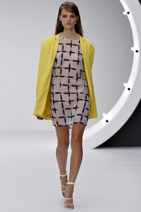 Коллекция Topshop весна-лето 2013 – мода из Британии — фото 31