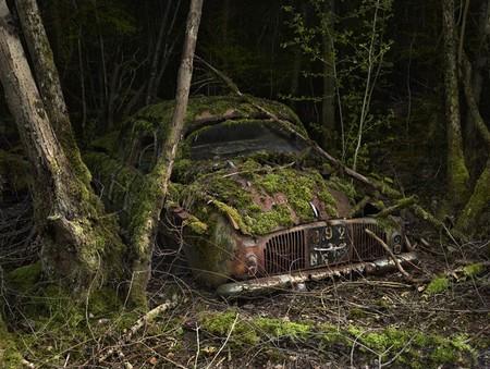 Авто ооочень старые