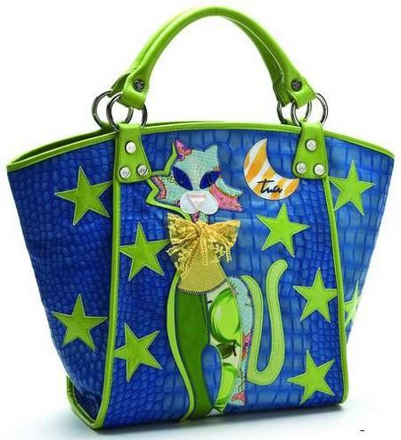 Любительницам кошек посвящается - сумки Braccialini 2011. — фото 5