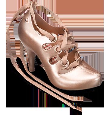 Женская коллекция MELISSA зима 2013. Хорошая обувь может быть … пластиковой! — фото 29