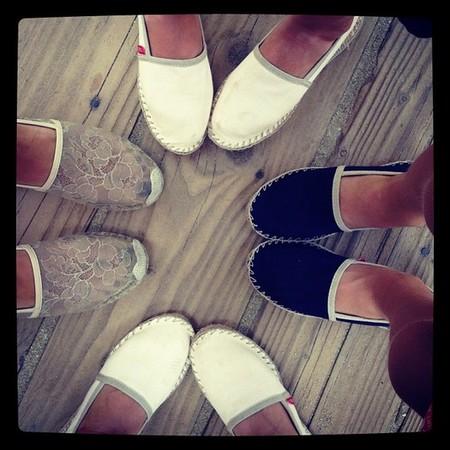 Эспадрильи – удобнее обуви не бывает! — фото 11