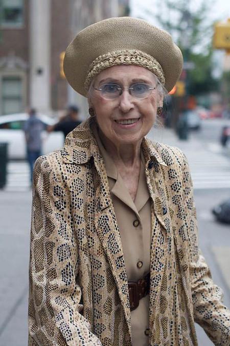 Стильные старушки – проект «Advanced Style» Ари Сет Коэна — фото 51