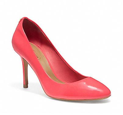 Коллекция обуви от Coach весна-лето 2013 – каблуки, платформа, мокасины, сандалии! — фото 23