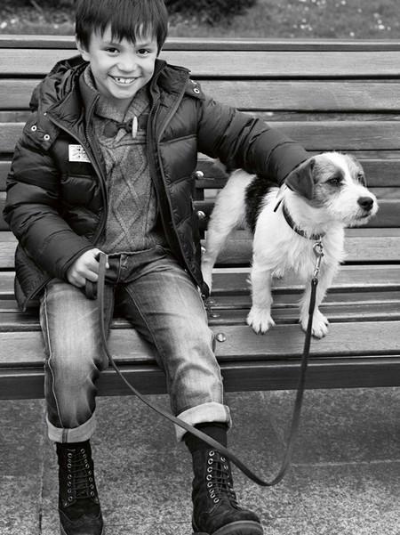 В меру взрослая детская коллекция Pepe Jeans 2013 — фото 16