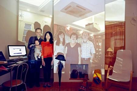 Виртуальные семейные портреты – хитрость от Джона Кланга — фото 9