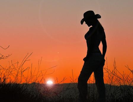 Силуэты в закатах и рассветах – снимки Ти Джея Скотта — фото 10