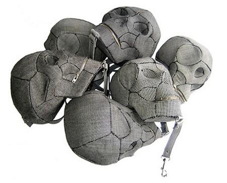 Shiva Skull – твидовый череп с нужной начинкой — фото 11