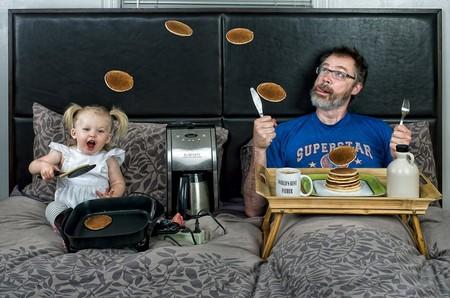 Папа и дочь – истории в картинках. Фото Дэйва Энглдау — фото 8