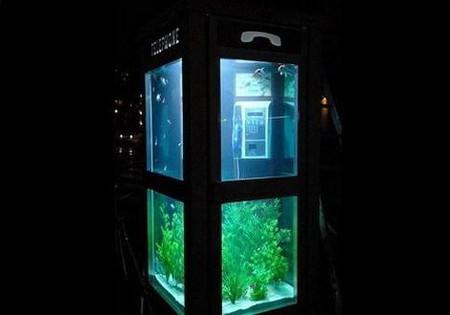 Аквариум – не только домик для рыб. Необычные и разные, маленькие и огромные аквариумы – солисты в интерьере — фото 6