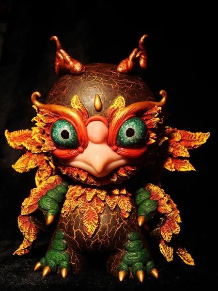Милые монстры – игрушки Марии Santani — фото 34