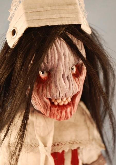 Зомби, монстры, вампиры и прочие куклы Камиллы Млынарчик — фото 9