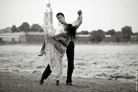 Спортивные бальные танцы, Стрелка В.О