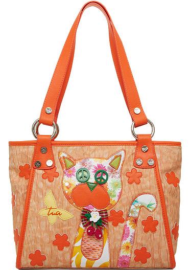 Любительницам кошек посвящается - сумки Braccialini 2011. — фото 3