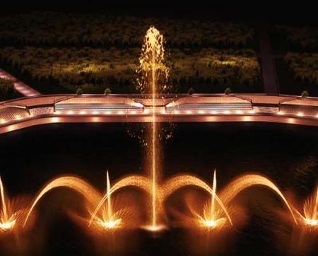 Самые необычные и красивые фонтаны. Но не все ))) — фото 23