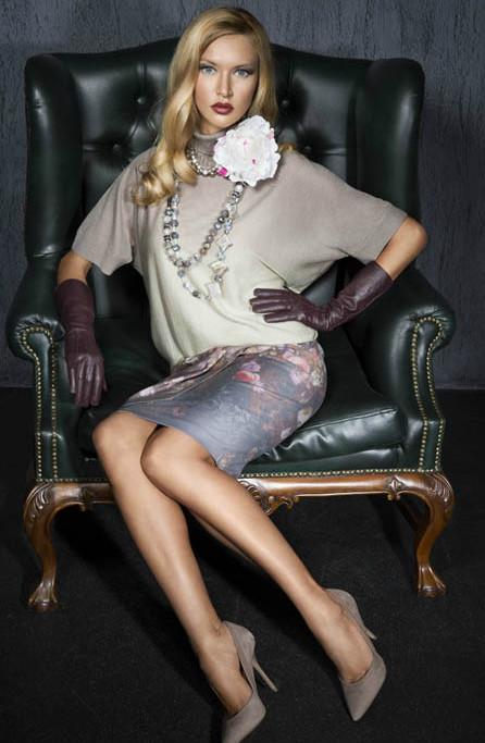 Весенняя коллекция 2013 от M.Reason – модные фантазии российских модельеров — фото 8