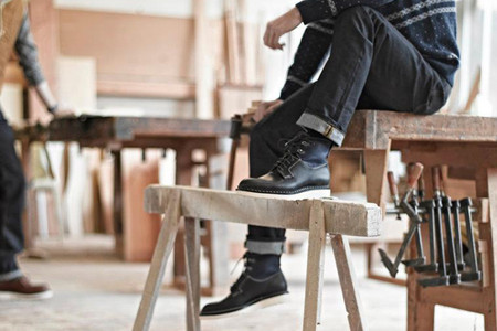 Обувь Heschung – мужская коллекция весна 2012 — фото 4