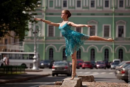 Александра Денисенко, классический балет, улица Глинки