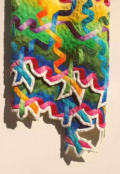 Скульптуры из дерева или одежда? Загадки от Фрейзера Смита — фото 19