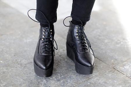 Флатформы, они же криперы, они же криперсы – еще один популярный обувной тренд — фото 39