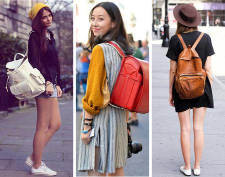 Рюкзаки в городе – выбираем свой и модничаем )) 2013 – год удобных трендов — фото 45
