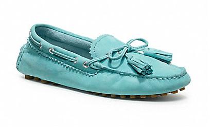 Коллекция обуви от Coach весна-лето 2013 – каблуки, платформа, мокасины, сандалии! — фото 38