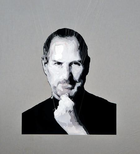 Самое знаменитое фото Стива Джобса