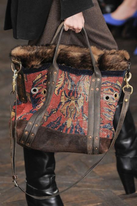 Коллекция Ralph Lauren осень-зима 2013-2014 – эпохе Анны Карениной посвящается — фото 99
