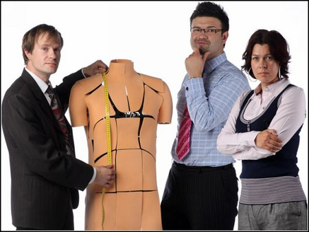 Робот Fitbot поможет примерить одежду в интернет - магазине — фото 5