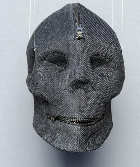 Shiva Skull – твидовый череп с нужной начинкой — фото 9