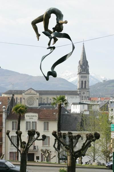 Скульптуры в воздухе от Jerzy Kedziora — фото 16