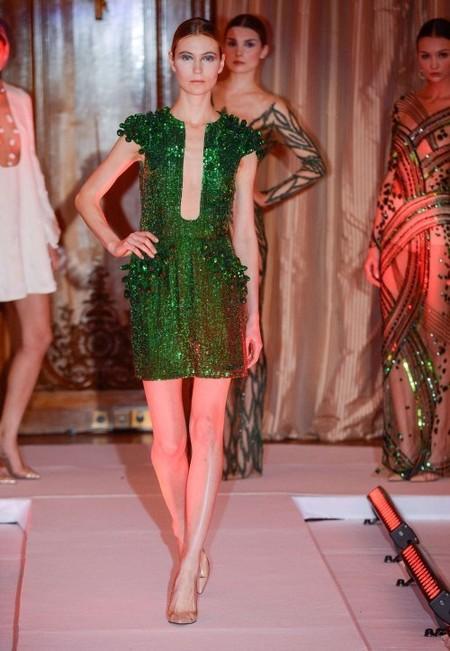 Наши в Париже – коллекция Юлии Яниной сезона весна-лето 2013 — фото 14