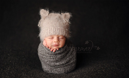 Спящие крохи – модели фотографа Трейси Рейвер (Tracy Raver) — фото 12