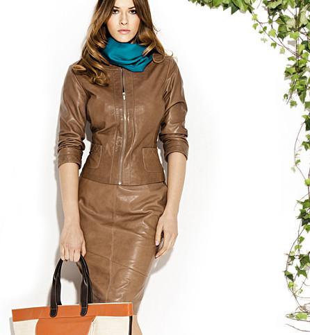 Ochnik – польский «кожаный» бренд. Женская коллекция 2012 — фото 2