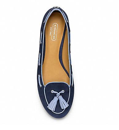 Коллекция обуви от Coach весна-лето 2013 – каблуки, платформа, мокасины, сандалии! — фото 46